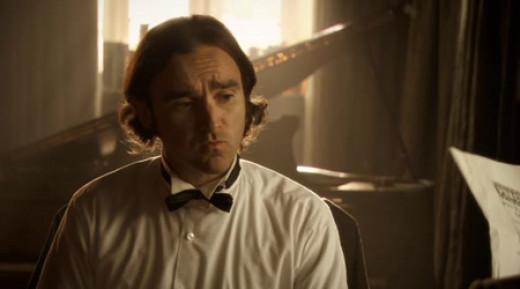 Ben Syder - a completely unbelievable Holmes
