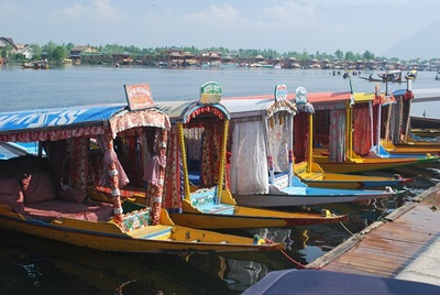 For tourists, Kashmir is the Switzerland of India