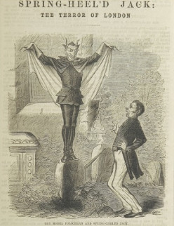 The Mystery of Spring Heeled Jack