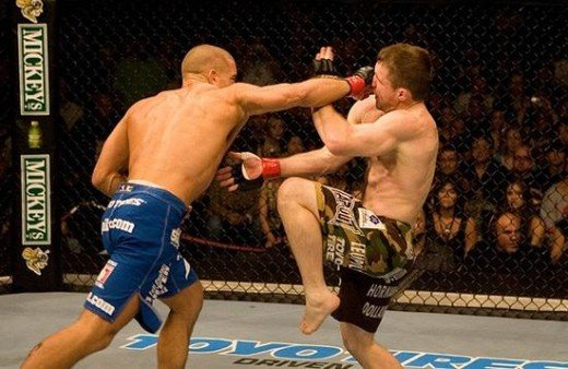 UFC 65 Matt Hughes vs. George St. Pierre
