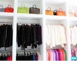 Get Organized; Get Rid of Clutter