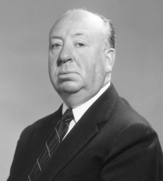 London-born Alfred Hitchcock (1899-1980) emigrated to America in 1940 and like his countrymen Cary Grant and Charlie Chaplin became an essential American cultural figure.