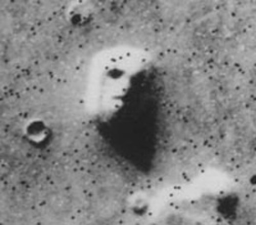 Had the Mars Rover landed in this region of the Red Planet, no longer would there be any mystery surrounding this discovery.