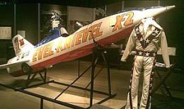 Evel's X-2 Sky-cycle