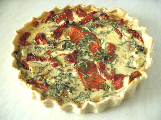 Modern quiches are full of fresh herbs and vegetables. Try these fabulous recipes