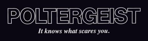 Poltergeist film logo