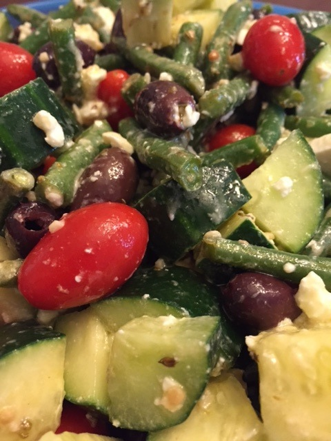 Farmer's Market Greek Salad