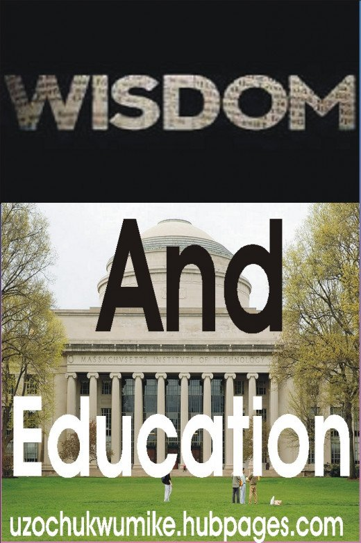 Wisdom and education sector