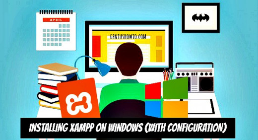 Install XAMPP effortlessly on windows with a bit of help from the genius! :)