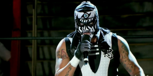 Pentagon Jr., the opposite of John Cena
