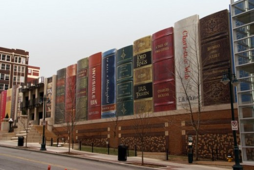 If you are visiting Kansas City, Missouri, perhaps you will want to write in this library.