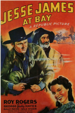 Movies were made about the lives of Jesse and Frank James.