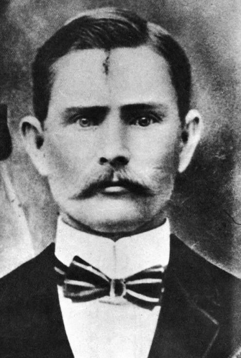 A serious Jesse James.
