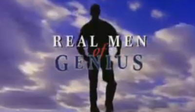 Real men of genius...we salute you....