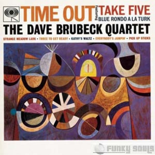 Time Out is the all-time best selling jazz album.