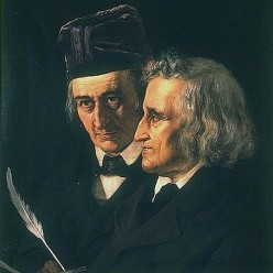 Jacob and Wilhelm Grimm. (Image: Wikimedia Commons)