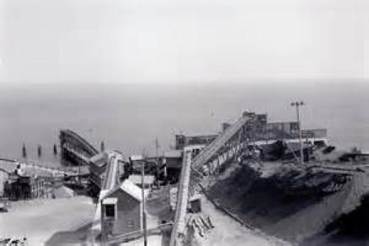 Pioneer Sand & Gravel, back then