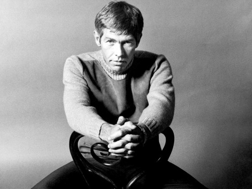 James Coburn was the very definition of self-confidence.