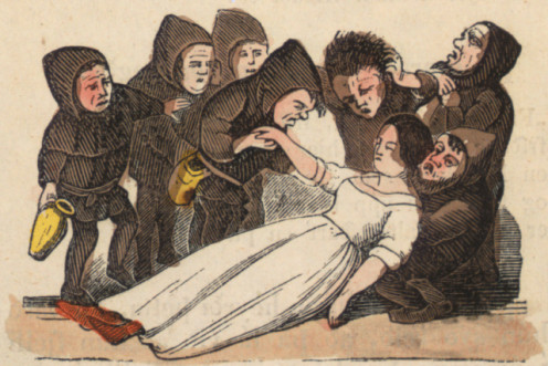 """Snow White and the Seven Dwarfs 1"". Licensed under Public Domain via Wikimedia Commons -"