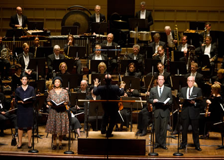 The Dallas Symphony Orchestra