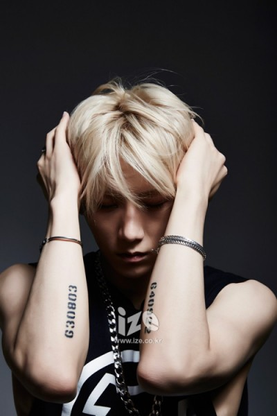 Hyunseung's Tattoos