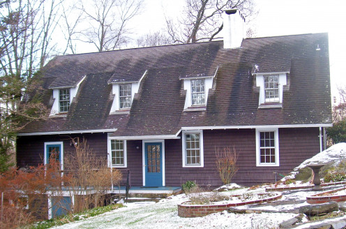 Stepping Stones, home of Alcoholics Anonymous co-founder Bill W. and his wife, in Katonah, NY, USA.