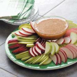 Caramel Peanut Dip For Apples