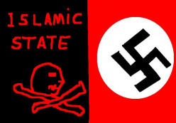 Is there much of a difference between Islamic state and the Nazis of World War Two?