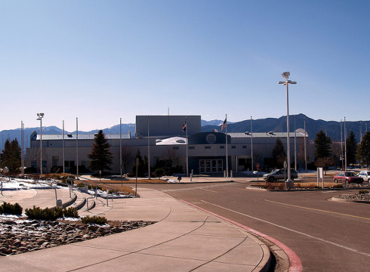 New Life Church in Colorado Springs, CO where Ted Haggard once served as pastor.
