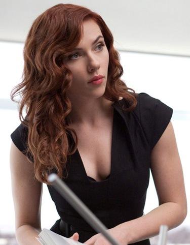 Scarlett Johansson makes a memorable debut as Natasha Romanoff within the MCU