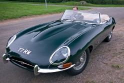 Is the  Jaguar E-Type the most beautiful car ever made?