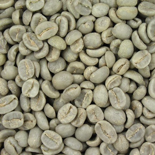 Green coffee beans can be purchased for home roasting.