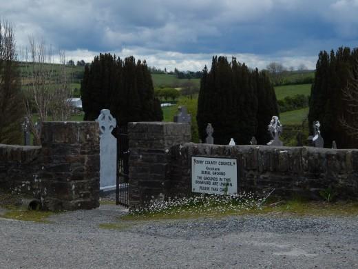 Knockane Burial Ground