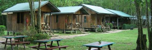 Nature Lodge Kinabatangan, Sabah, Malaysia