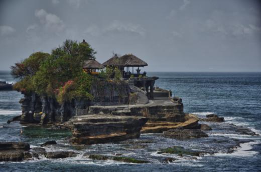 Pangkung Tibah, Bali, Indonesia