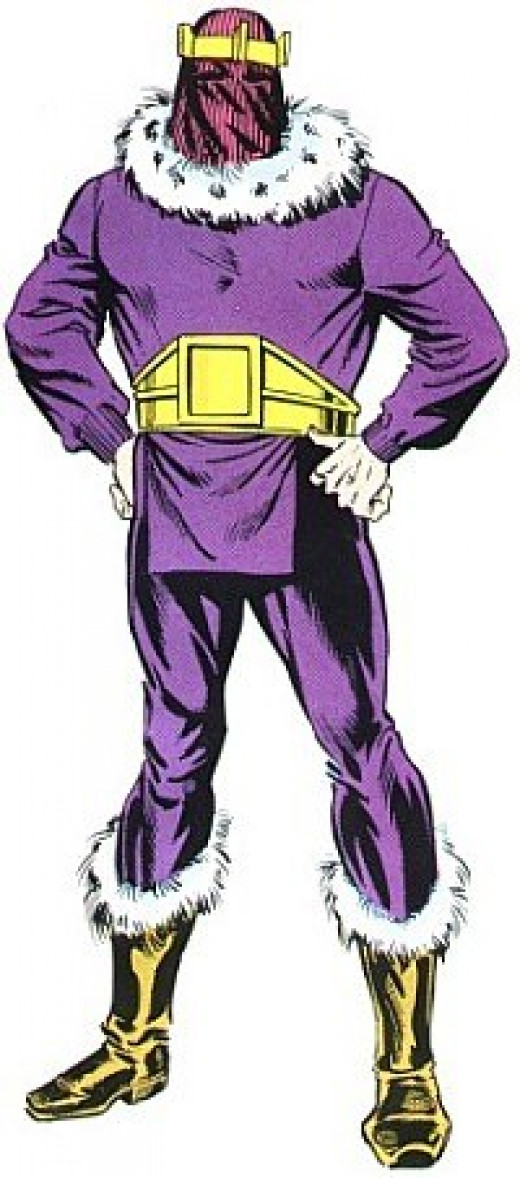 The Original Baron Zemo