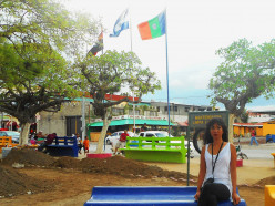 FILIPINO BACKPACKERS: My Third Visit Crossing The Border Gate of Nicaragua