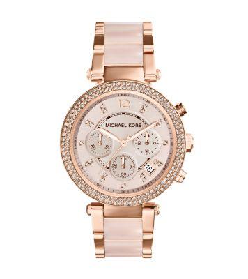 MK5896 Stainless Steel designer wristwatch