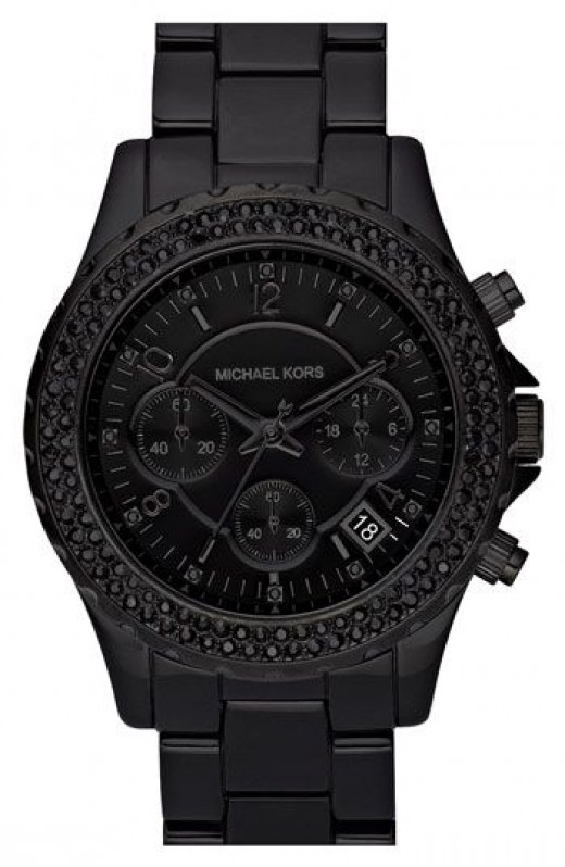 Michael Kors MK5550 Bradshaw Black
