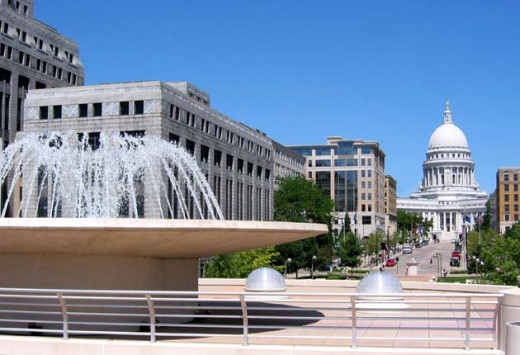 Staycation ideas in madison wisconsin travel on a budget for Madison terrace
