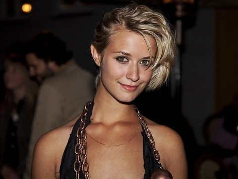 Birgitte Hjort stars in the Danish show, Rita.