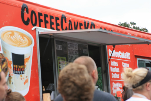 Coffee Cake KC Mobile Cafe'