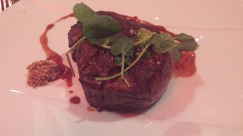 8oz. American Filet , at Gordon Ramsay Steak.