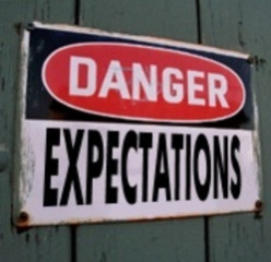 Expectations: Help or Harm?