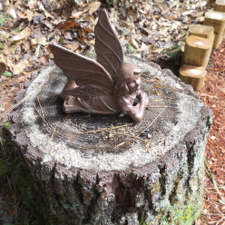 Add a Fairy to the Garden