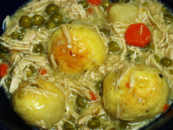 Chicken and Dumplings Gluten Free
