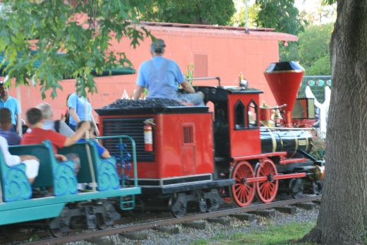 The Gage Park Train