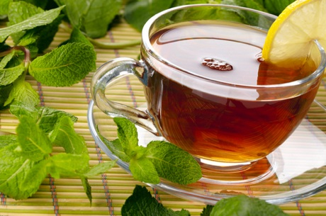 Catnip was widely ------- in Europe until the introduction of black tea from China.