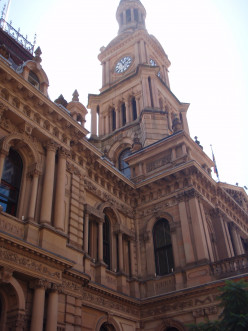 Some of 19th  Century Sydney architecture remains with us.