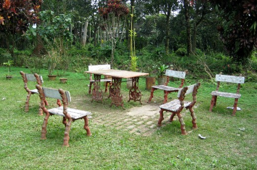 Durable yet aesthetically pleasing furniture
